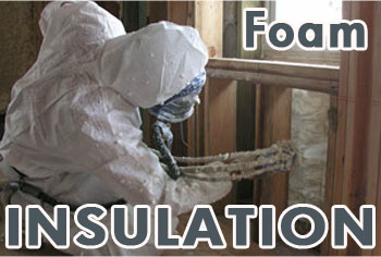 foam insulation in NE
